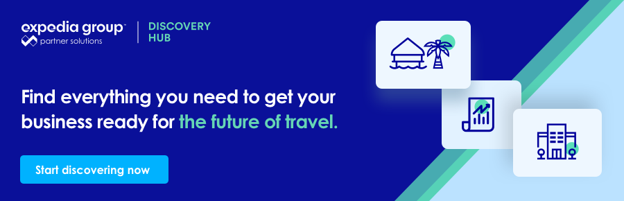 Discovery Hub   Expedia Partner Solutions